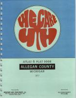 Title Page, Allegan County 1977